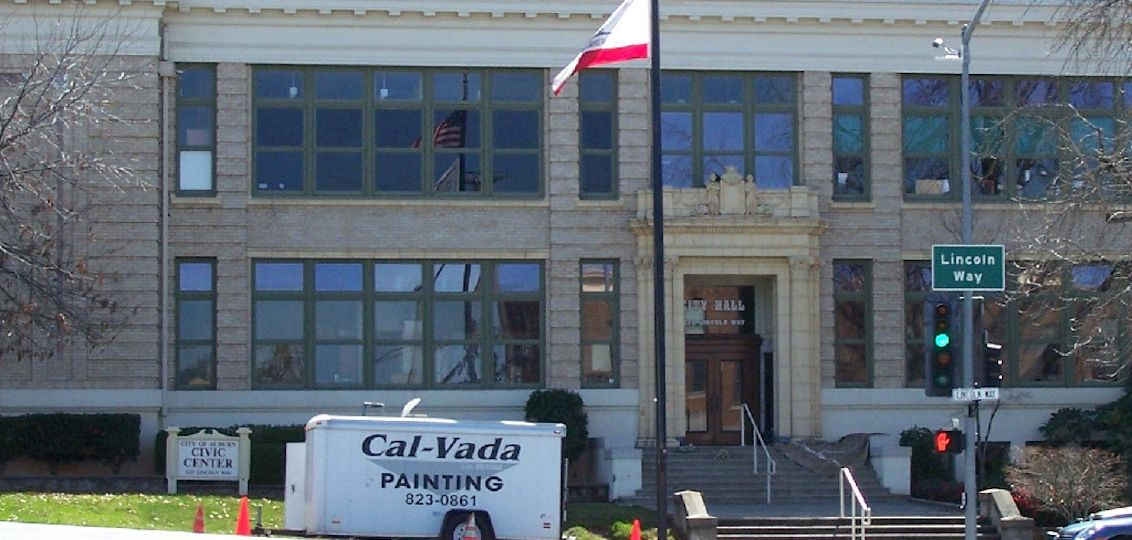 Residential and Commercial Painting in Placer County
